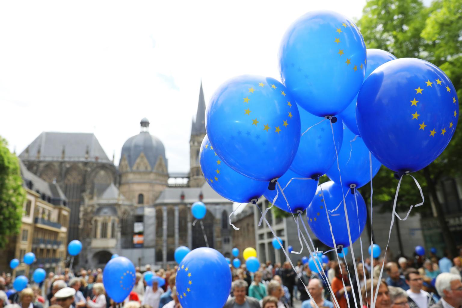 Pulse-of-Europe (c) Bistum Aachen - Andreas Steindl