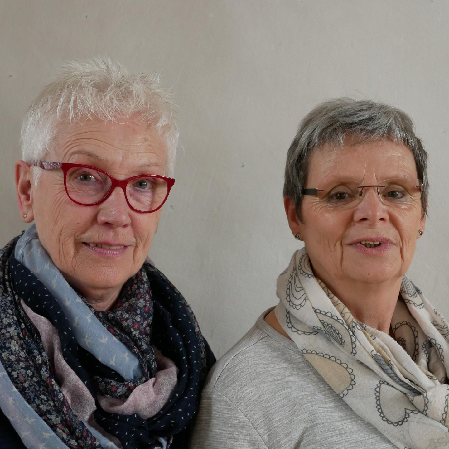 Traudel Kissels & Doris Esser Regionalsprecherinnen (c) Ralph Hövel