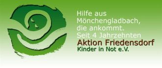 Aktion Friedensdorf - Kinder in Not