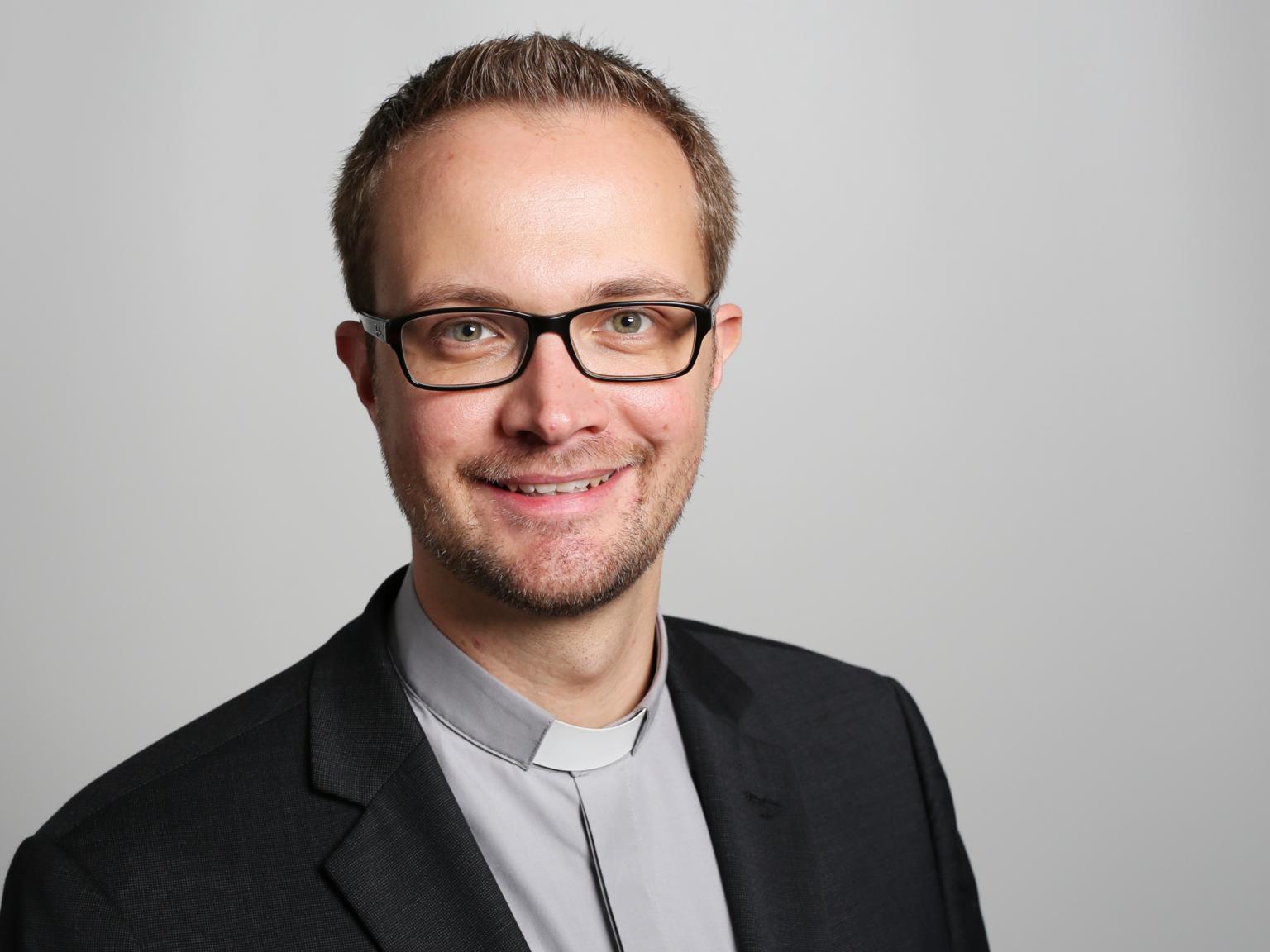 Andreas Möhlig (c) Bistum Aachen - Luz Müller
