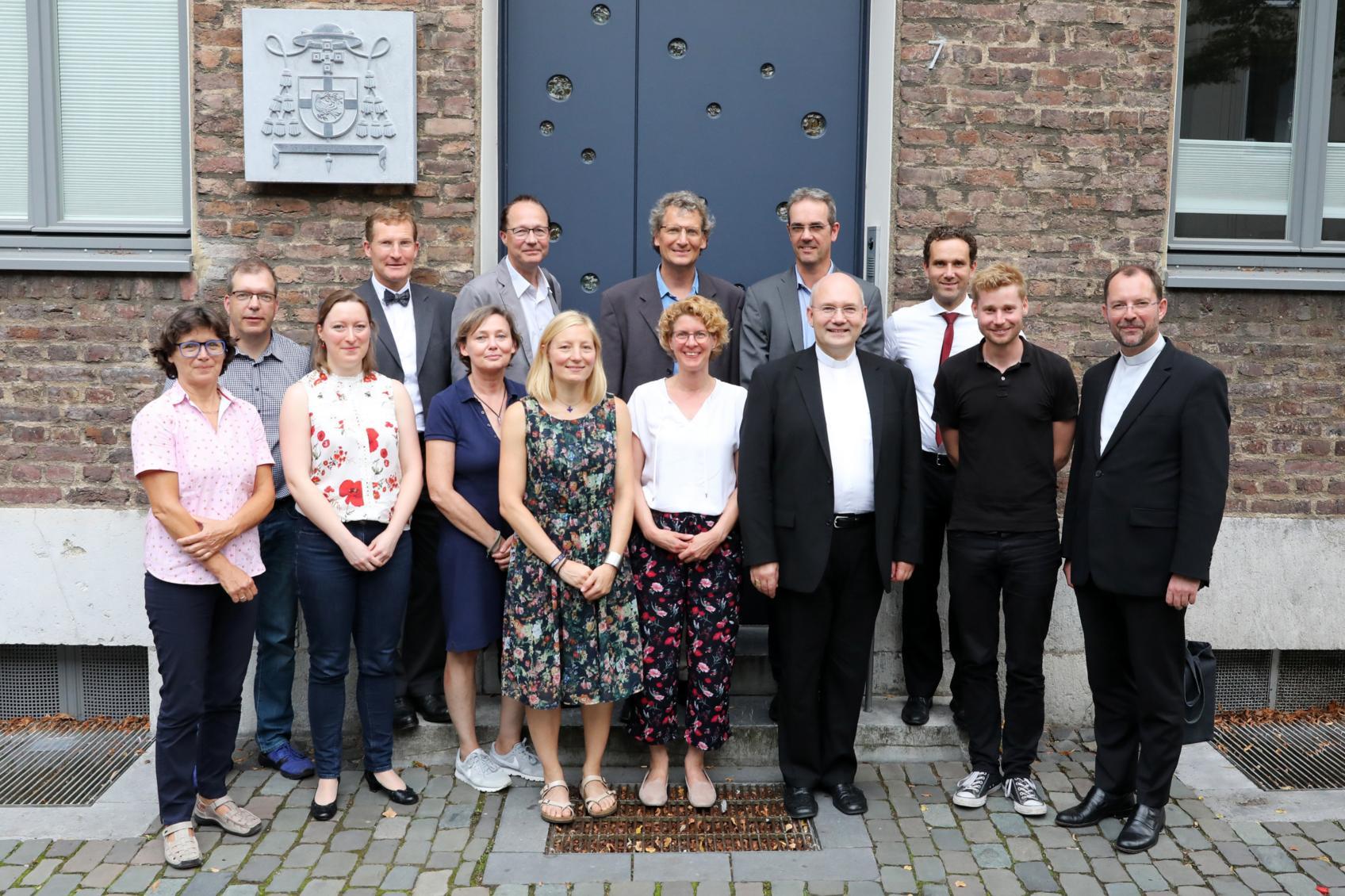 """Beirat des """"Heute bei dir""""-Prozess (c) Bistum Aachen / Andreas Steindl"""