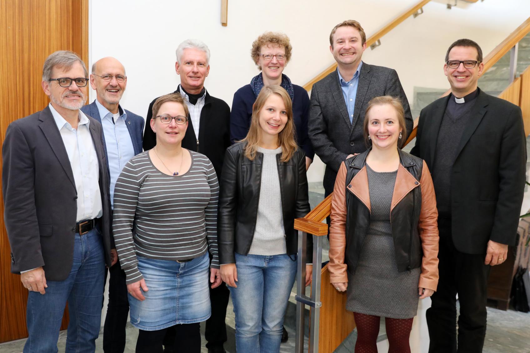 Die Multiplikatoren für den Heute bei dir-Prozess (c) Bistum Aachen / Andreas Steindl