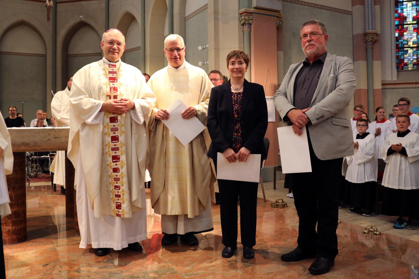 Einführung Regionalteam Aachen-Land (c) Bistum Aachen - Andreas Steindl