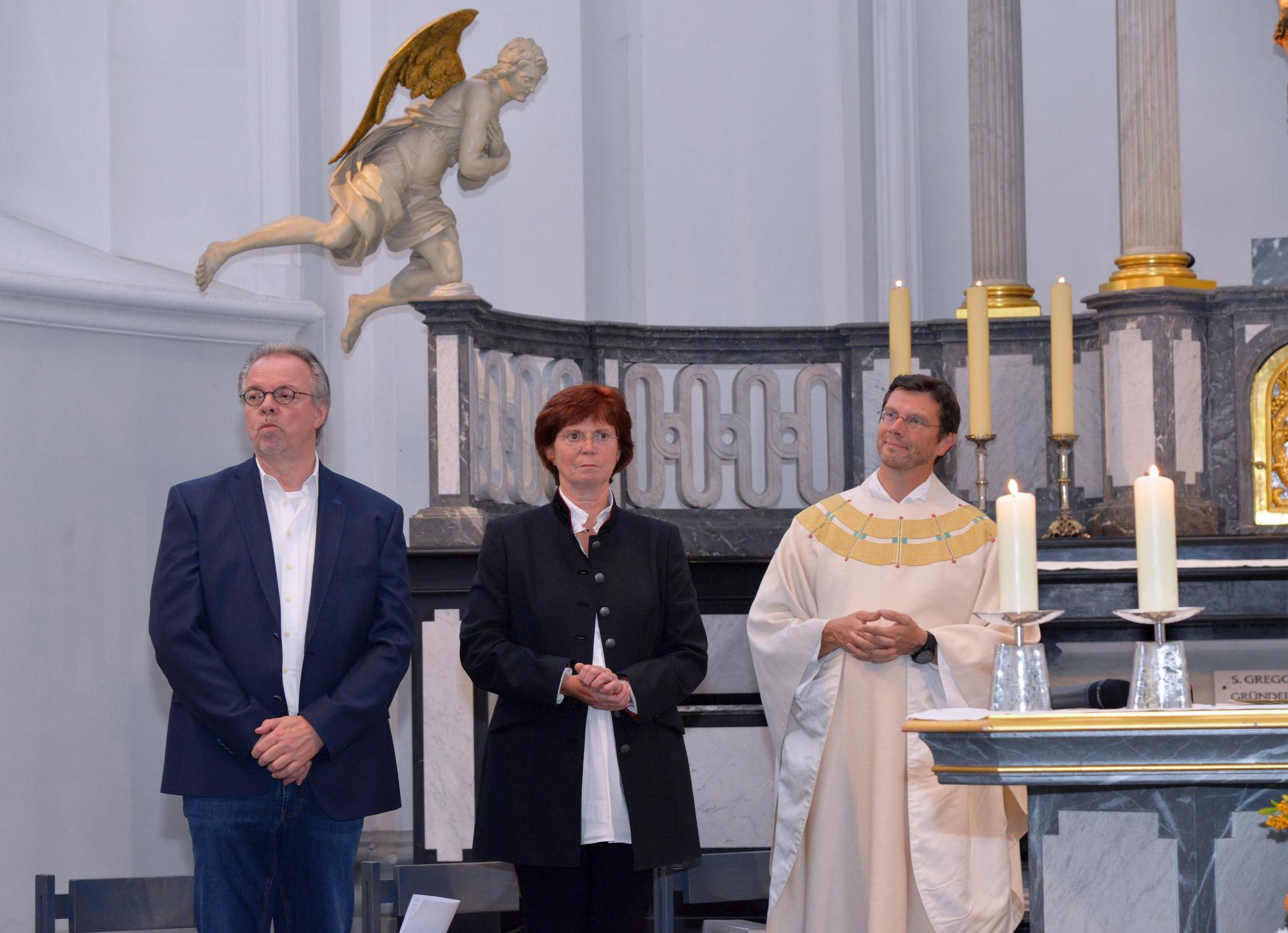 Einführung Regionalteam Aachen-Stadt (c) Bistum Aachen / Andreas Schmitter