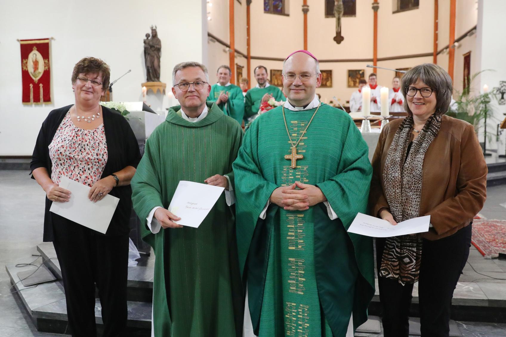 Einführung Regionalteam Düren (c) Bistum Aachen - Andreas Steindl