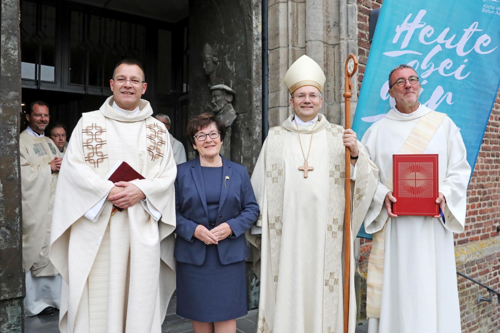 Regionalteam Heinsberg (c) Bistum Aachen / Andreas Steindl