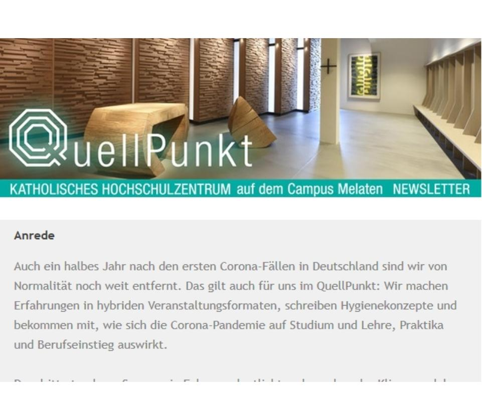 Newsletter 2020-02 (c) QuellPunkt